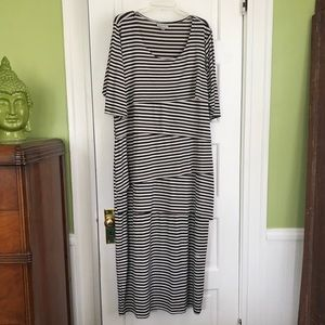 Plus Size Knit Maxi Dress Size 22/24